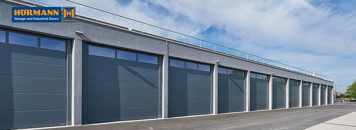 Hörmann Commercial Garage Doors